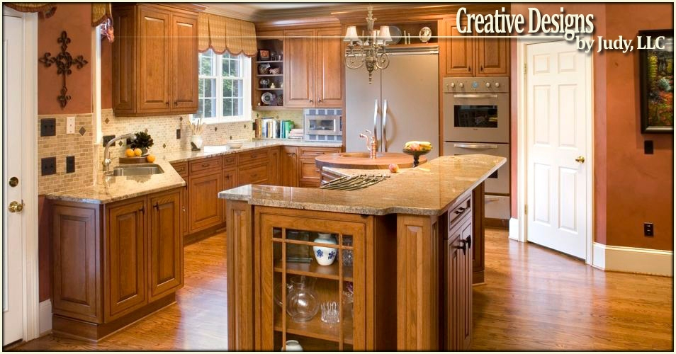 Creative Designs By Judy Certified Kitchen Designer